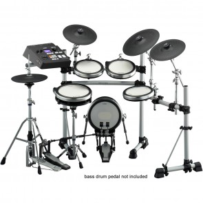 Yamaha DTX790K Electronic Drum Set - Used Floor Model/Demo Set with free Mapex Mars hardware and Pearl Throne