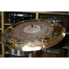 "Meinl Byzance Extra Dry 22"" Dual Crash-Ride - Demo of Exact Cymbal - 2273 grams"