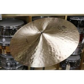 "Zildjian 22"" K Constantinople Ride Medium Thin Low - Demo of Exact Cymbal - 2444 grams"