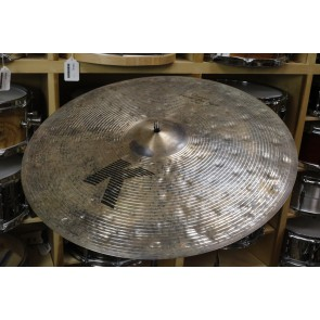 "Zildjian 23"" K Custom Special Dry Ride Cymbal-Demo of Exact Cymbal - 3143 grams"