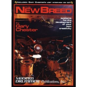 Hal Leonard The New Breed - Revised Edition with CD - Systems for the Development of Your Own Creativity - Percussion