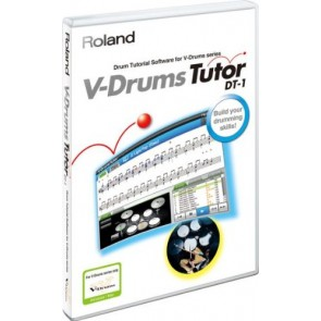 Roland DT 1 V Drums Tutor Software