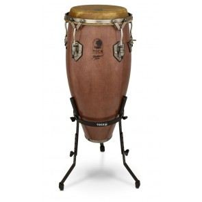 """Toca Adjustable Conga Stand for 11-3/4"""" & 12-1/2"""" Drum"""