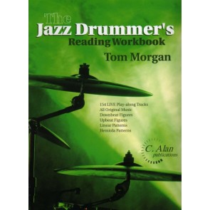 The Jazz Drummer's Reading Workbook, Includes 2 CDs by Morgan
