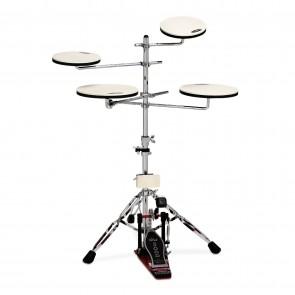 DW Drum Workshop - DWCPPADTS5 - Go Anywhere Pad Set w/ Stand