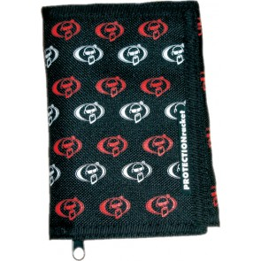 Protection Racket Wallet Red/White