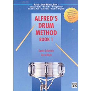 Alfred's Drum Method [Book] by Dave Black