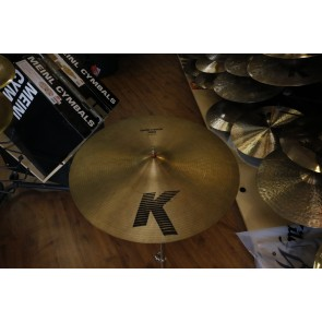 "Used Zildjian K 17"" Dark Thin Crash"