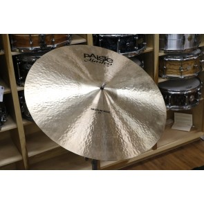 Paiste 21 Masters Medium Ride-Demo of Exact Cymbal-2657g