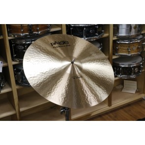 Paiste 19 Formula 602 Modern Essentials Crash-Demo of Exact Cymbal-1653g