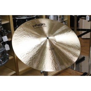 Paiste 20 Formula 602 Modern Essentials Ride-Demo of Exact Cymbal-2299g