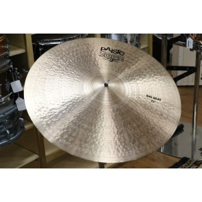 "Paiste 2002 22"" Big Beat Universal-Demo of Exact Cymbal-2238g"