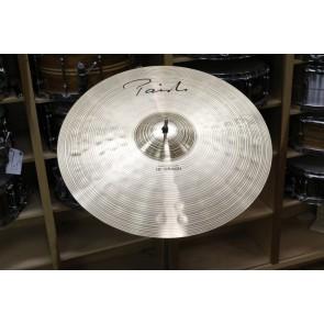 Paiste 18 Signature Precision Crash-Demo of Exact Cymbal-1437g