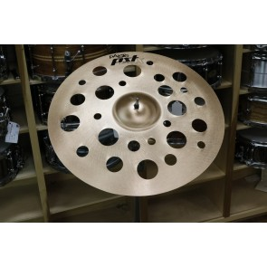 Paiste 18 PSTX Swiss Thin Crash-Demo of Exact Cymbal-1137g