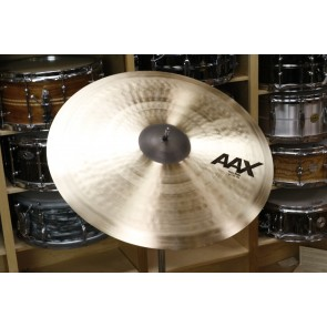 "Sabian 21"" AAX Thin Ride - Demo of exact cymbal - 2295g"