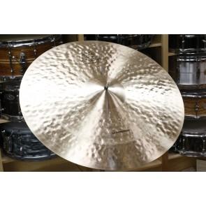 "Zildjian 22"" K Constantinople Renaissance Ride - Demo of exact cymbal - 2562g"