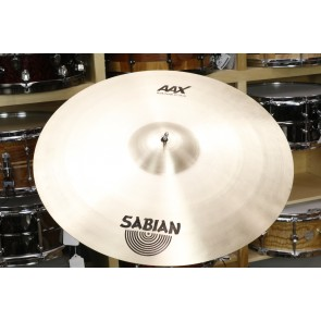 "Sabian 20"" Dark Crash AAX- Demo of Exact Cymbal-1814g"