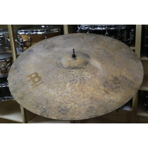 "Meinl Byzance Vintage 22"" Pure Light Ride-Demo of Exact Cymbal-2505g"