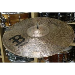 """Meinl Byzance Dark 18"""" Crash Cymbal-Demo of Exact Cymbal-1275g"""