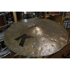 "Zildjian 20"" K Custom Special Dry Crash Cymbal-Demo of Exact Cymbal-1595 grams"