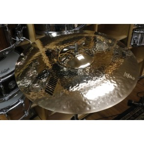 "Zildjian 18"" K Custom Fast Crash-Demo of Exact Cymbal-1252 grams"