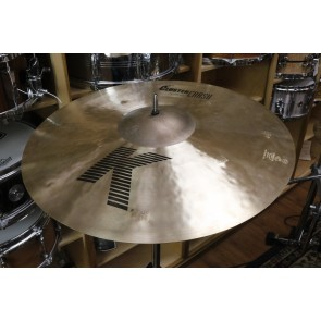 "Zildjian 18"" K Cluster Crash-Demo of Exact Cymbal-1337 grams"