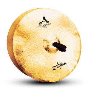 "Zildjian 22"" Classic Orch. Sel Medlight Single Cymbal"