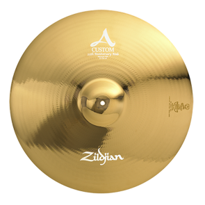 "Zildjian Limited Edition 23"" A Custom 25th Anniversary Ride cymbal"