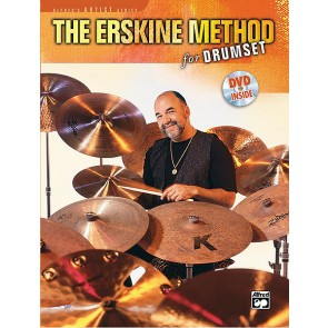 The Erskine Method for Drumset: Book & DVD [Book] by Peter Erskine
