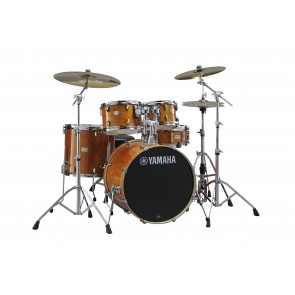 Yamaha SBP2F56W 5-Piece Stage Custom Birch Drum Set with Hardware