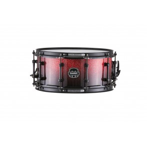 "Mapex Armory 14""x6.5"" Matching Snare Drum  Magma Red"