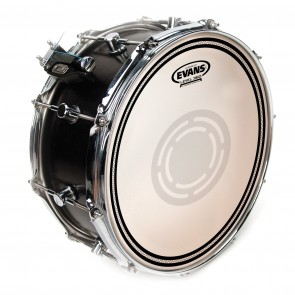 "Evans 12"" EC Reverse Dot Snare Drumhead"