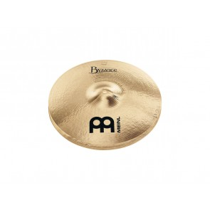 "Meinl Byzance Brilliant 13"" Medium Hihat, pair Cymbal"