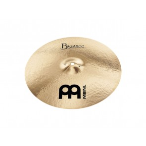 "Meinl Byzance Brilliant 16"" Thin Crash Cymbal"