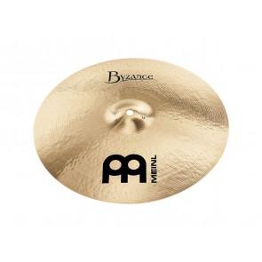 """Meinl Byzance Brilliant 18"""" Medium Thin Crash Cymbal"""