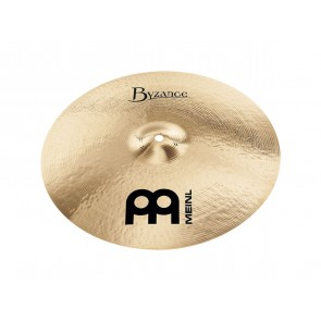 "Meinl Byzance Brilliant 18"" Thin Crash Cymbal"