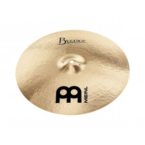 "Meinl Byzance Brilliant 19"" Medium Thin Crash Cymbal"