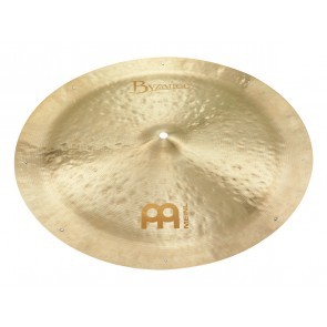 "Meinl Byzance Jazz 22"" China Ride with Sizzles Cymbal"