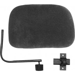 Roc N Soc Back Rest Black