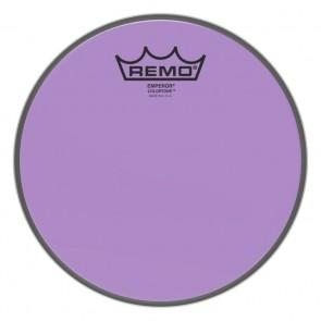 """Remo 15"""" Emperor Colortone Purple Drumhead"""