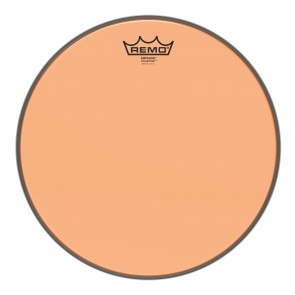 "Remo 13"" Emperor Colortone Orange Drumhead"