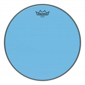 """Remo 14"""" Emperor Colortone Blue Drumhead"""