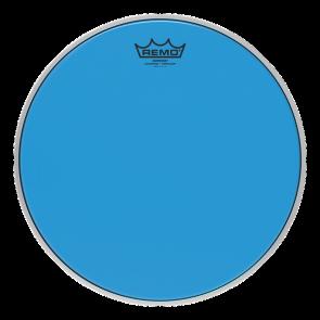 """Remo Emperor Colortone Crimplock Blue 6"""" Tenor Drumhead"""
