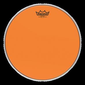 """Remo Emperor Colortone Crimplock Orange 8"""" Tenor Drumhead"""