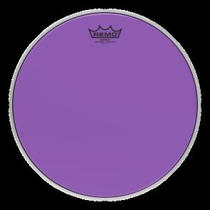 """Remo Emperor Colortone Crimplock Purple 6"""" Tenor Drumhead"""