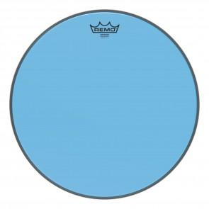 """Remo 16"""" Emperor Colortone Blue Drumhead"""