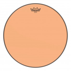 "Remo 16"" Emperor Colortone Orange Drumhead"