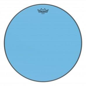 """Remo 18"""" Emperor Colortone Blue Drumhead"""