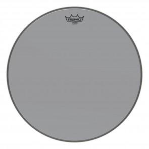"""Remo 18"""" Emperor Colortone Smoke Drumhead"""