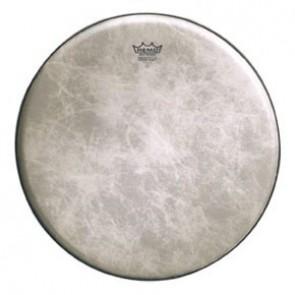Remo Powerstroke® 3, Fiberskyn®, Ambassador® 24'' Bass Drumhead